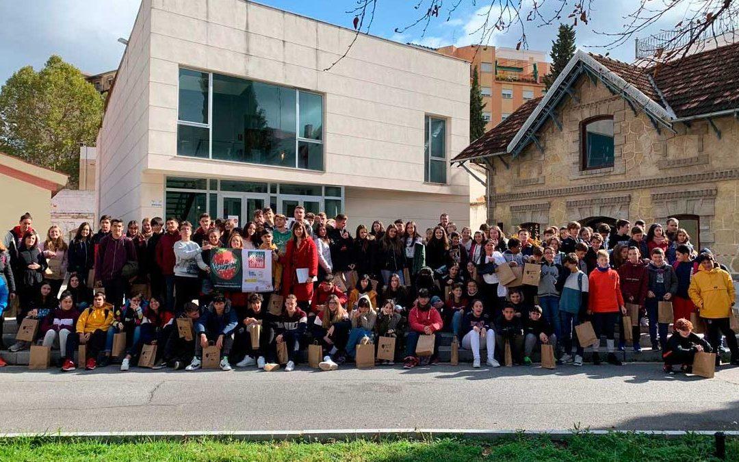 #VigilantesDelAire en Granada: crónica del reparto
