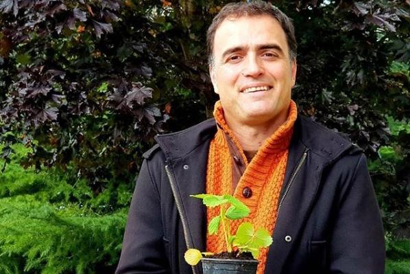 #VigilantesDelAire en Vitoria: crónica de la entrega de plantas